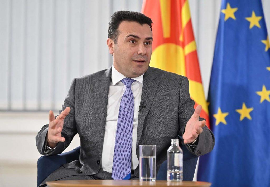 Премиерот Зоран Заев  на удар овој пат со ново видео